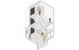 MSC.18 | BEN-renovatie en interieur kantoorgebouw